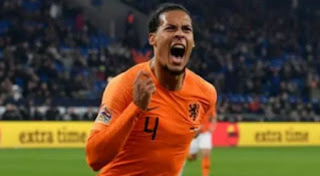 The Netherlands sealed a spot in the final four of the inaugral Uefa Nations League after they erased a two-goal deficit to draw Germany 2-2 in Gelsenkirchen.