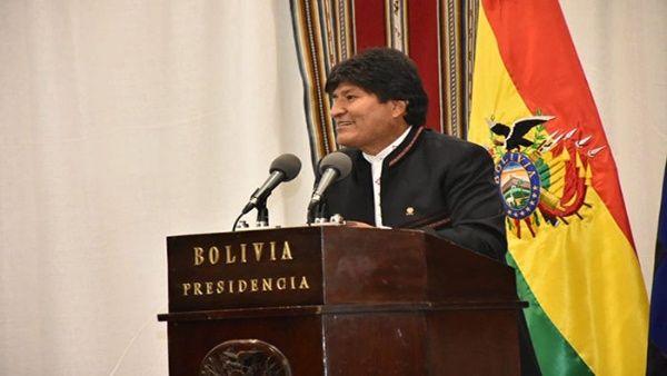 Evo Morales viajará a Surinam y Rusia para firmar acuerdos comerciales