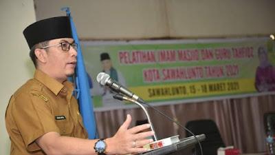 Tingkatkan Kualitas dan Kopetensi, Puluhan Guru Tahfidz dan Imam Masjid Ikuti Pelatihan