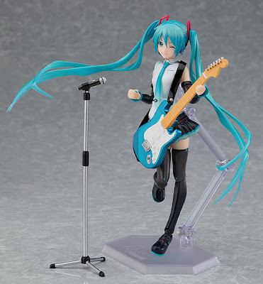 "figma Hatsune Miku V4X de ""Vocaloid"" - Max Factory"