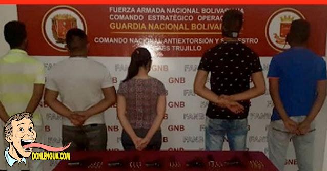 Capturados 5 policías que extorsionaban a comerciantes de Trujillo