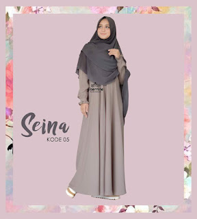 Gamis Jasmine Seina Dress 05