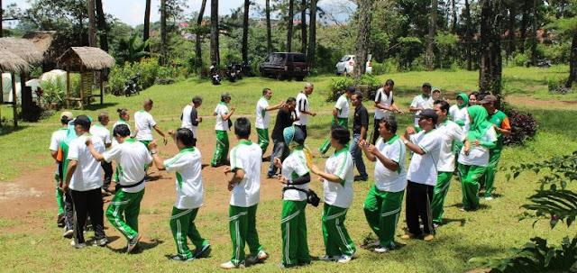 Berikut ini Jasa Outbound Training Bandung Terbaik
