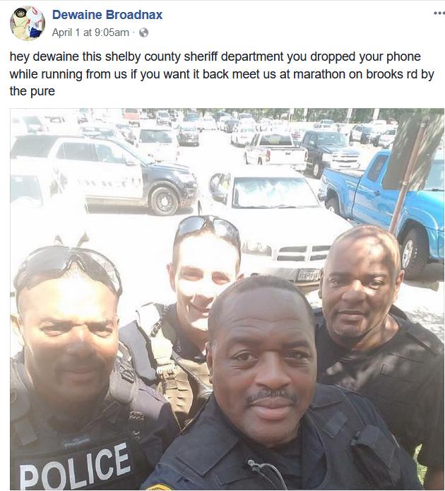 Jackson Jambalaya: Oops!