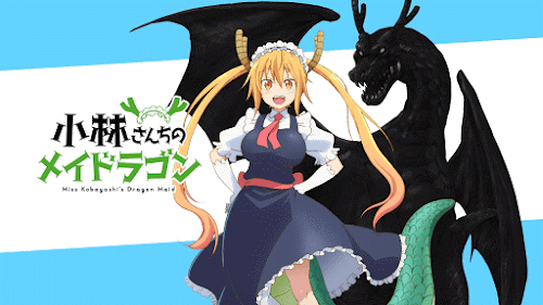 Descargar Kobayashi-san Chi No Maid Dragon  [02/??] [MEGA]