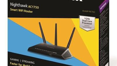 NETGEAR R6700 Nighthawk AC1750 buy online
