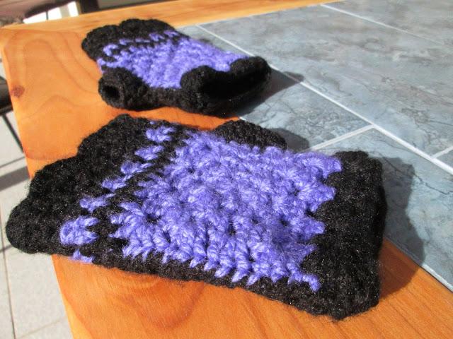 Gorros y Guantes para Superhéroes. | Crochet desde El Tabo.