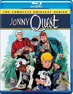 Jonny Quest – Miniserie [3xBD25] *Con Audio Latino