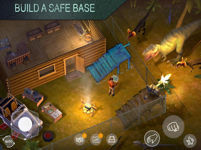 mod Jurassic Survival Apk Android