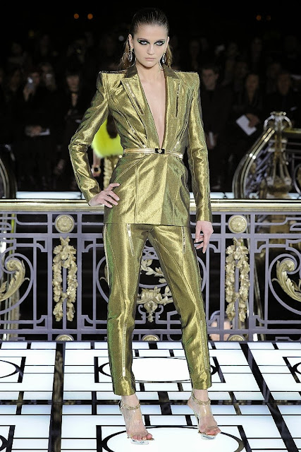 New Fashion Trend Atelier Versace Haute Couture Spring