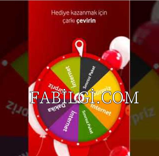 Vodafone Yanımda Çark İnternet Hilesi Kesin Yöntem 2021