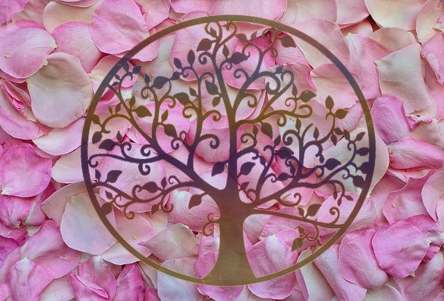 símbolo del árbol de la vida