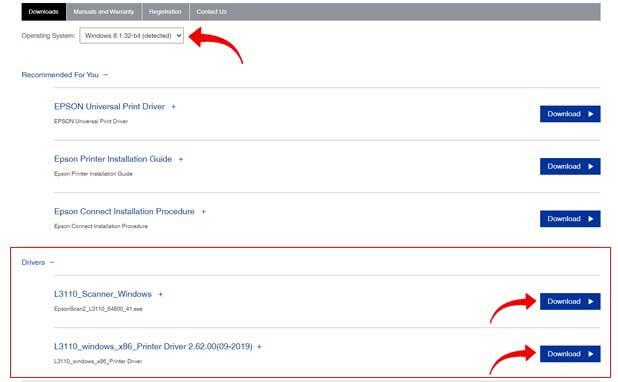 Epson l3110  Scanner Download & Install Kaise Kare