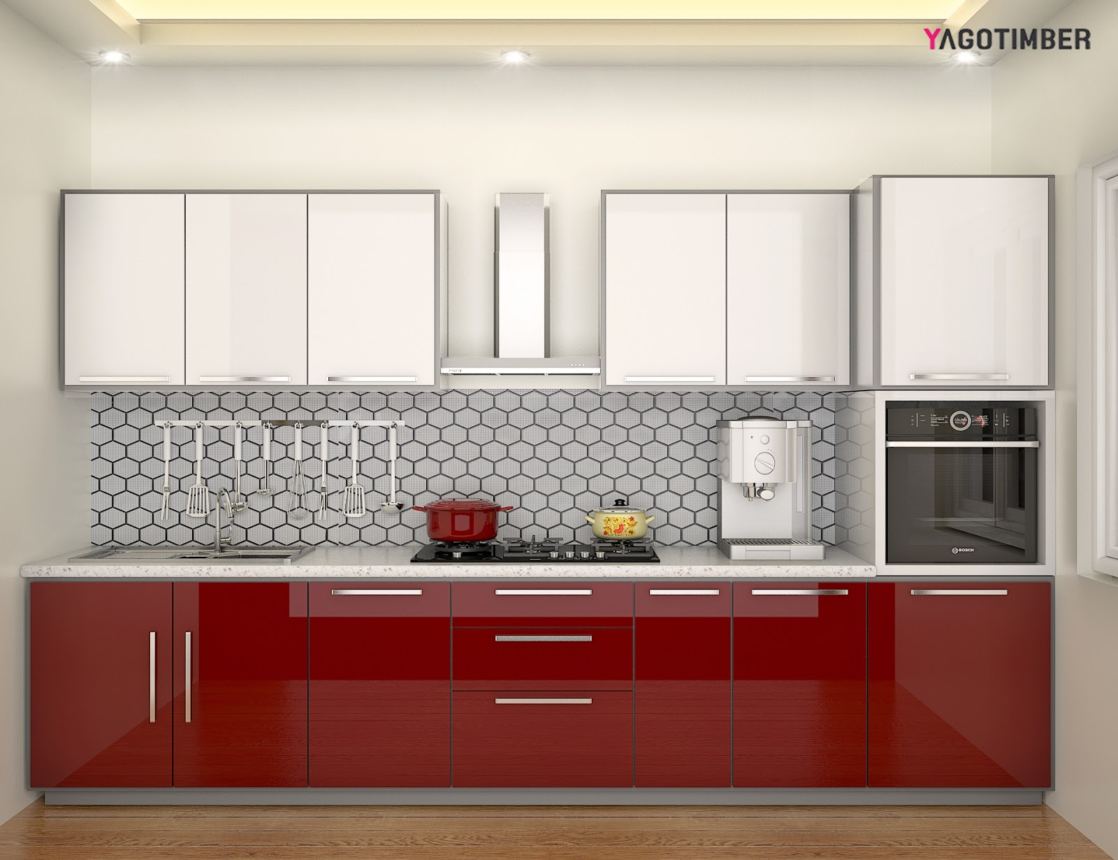 Modular Kitchen Interior Designs Going Ahead With Interior Designers In Delhi Here S Some Tips