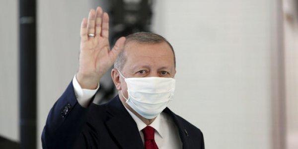 Ερντογάν: Μας προκαλούν, αλλά διεκδικούμε στην ανατολική Μεσόγειο