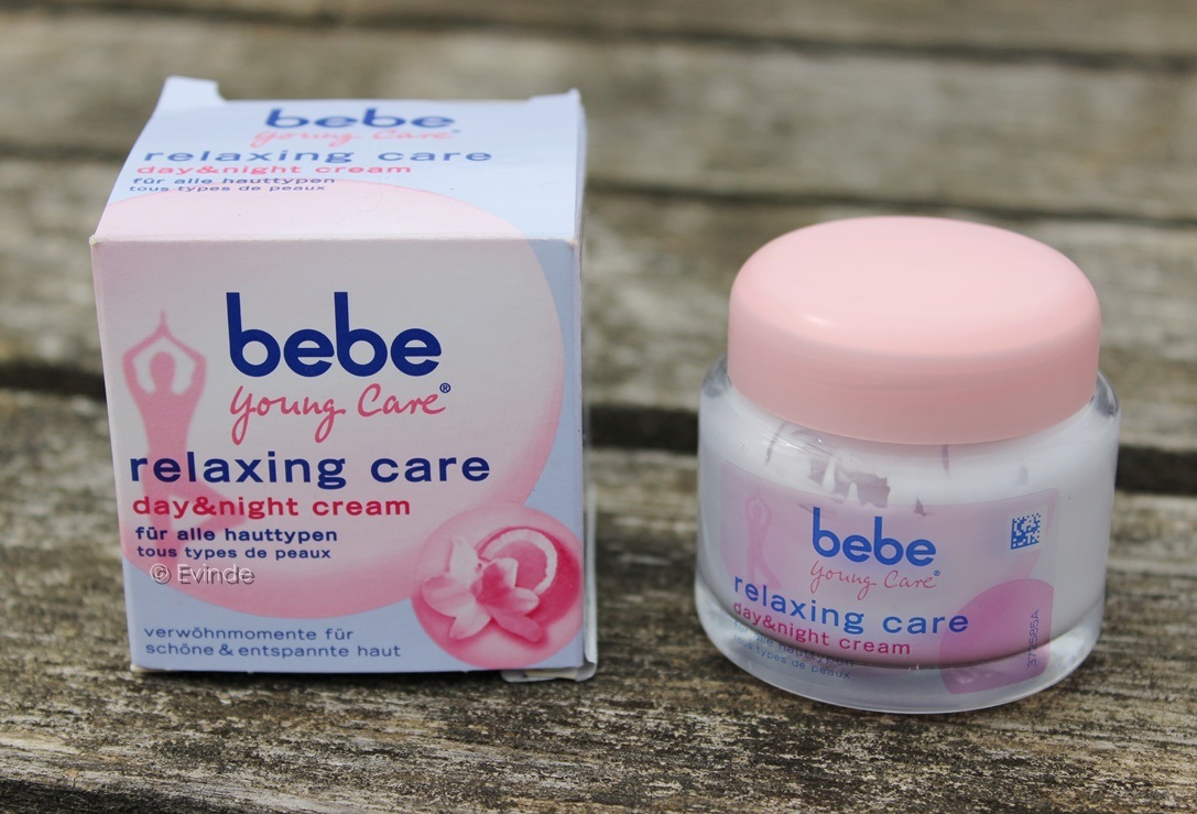 Bebe Relaxing Care Day & Night cream