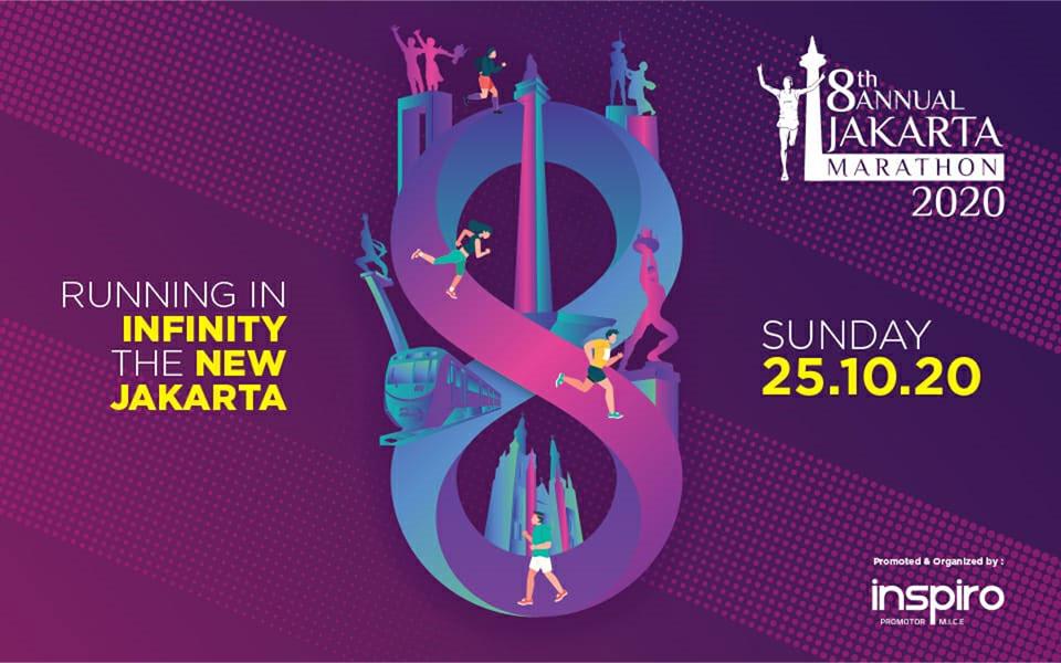Jakarta Marathon • 2020