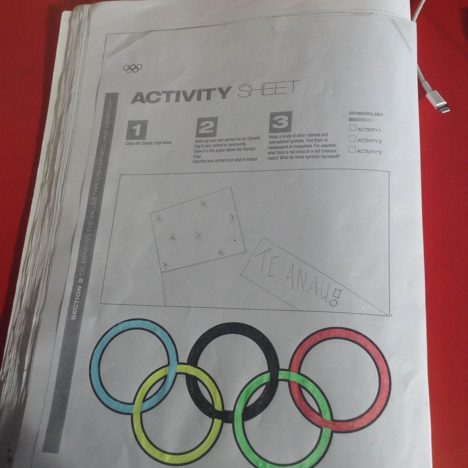 Te anau room 6 room 6 has also been learning about the olympic rings we got to design our own type of olympic symbol buycottarizona