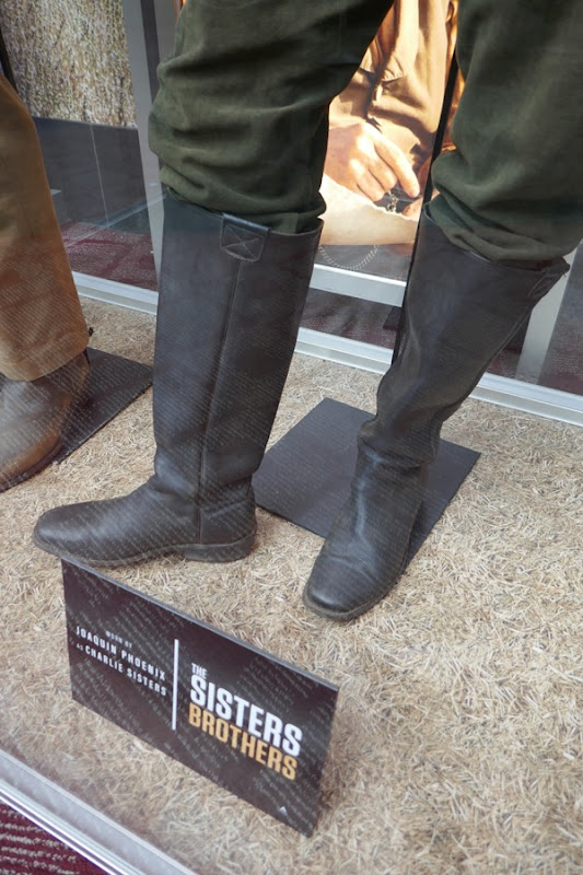 Sisters Brothers Charlie costume boots