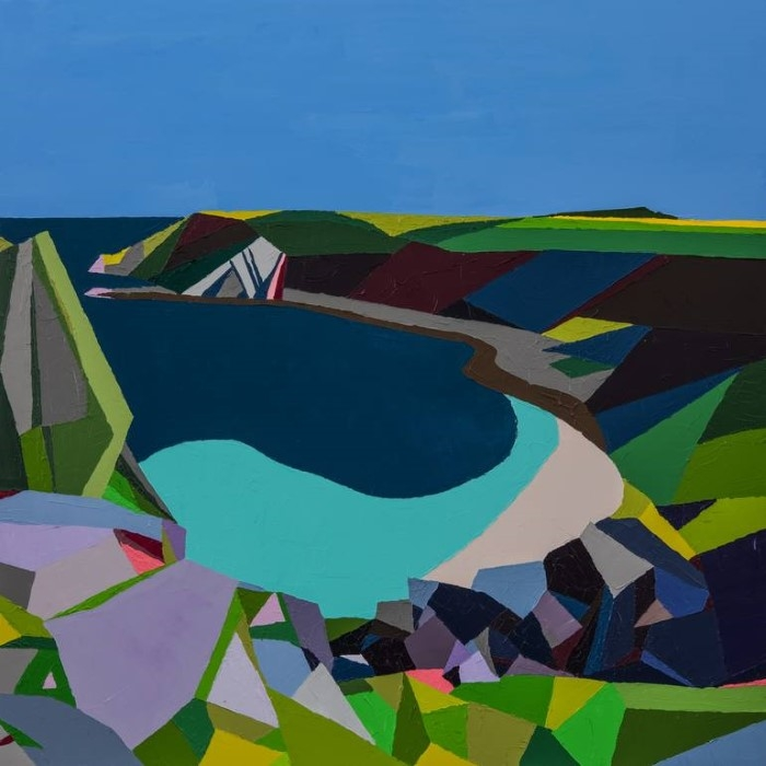 Британский художник. Paul Jackson