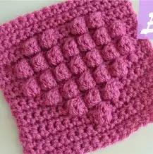 Granny Corazón a Crochet