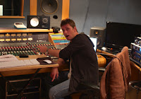 Rob Thomas Threshold Recording Studios NYC
