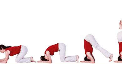 yoga posture guide  the headstand sirshaasana