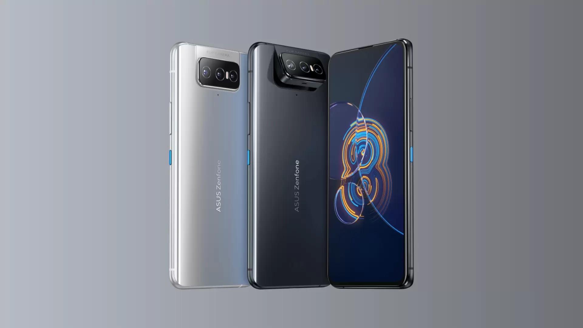 Asus এর নতুন ZenFone 8 Flip স্মার্টফোনটি হয়েছে লঞ্চ