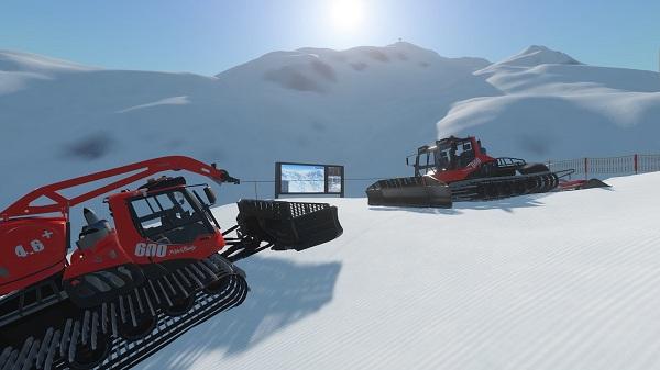 Free Download Winter Resort Simulator