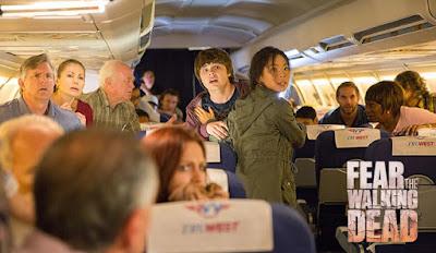 Fear the Walking Dead: Flight 462