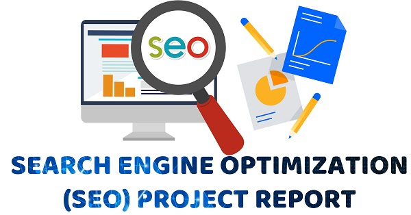 search engine optimization project report