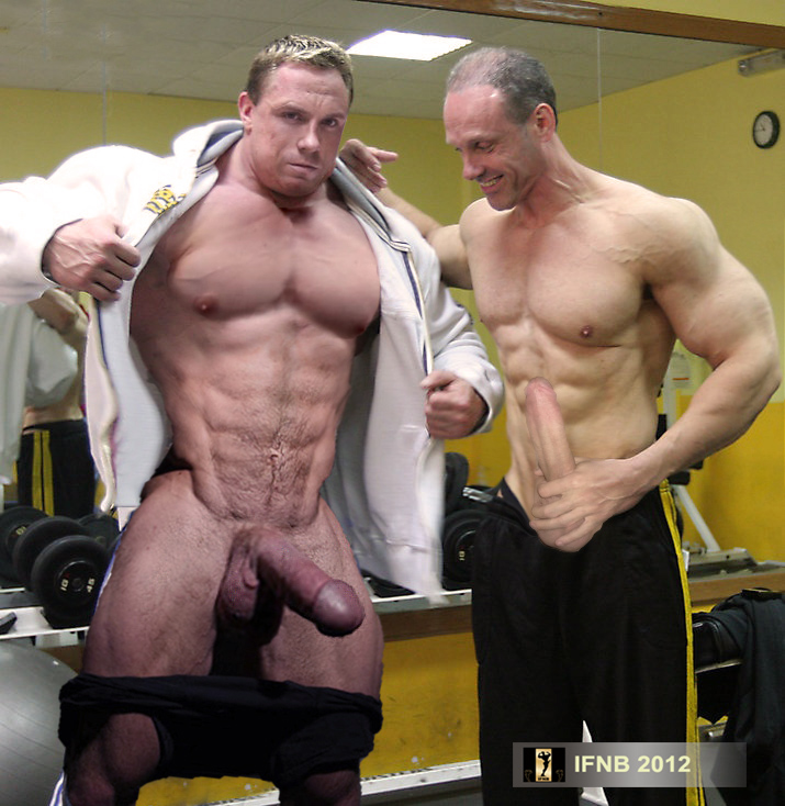 Naked Male Personal Trainer