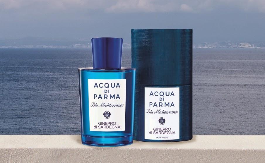 Acqua di Parma Ginepro di Sardegna new fragrance