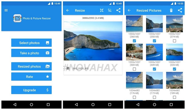 Photo & Picture Resizer Premium Apk Downlaod