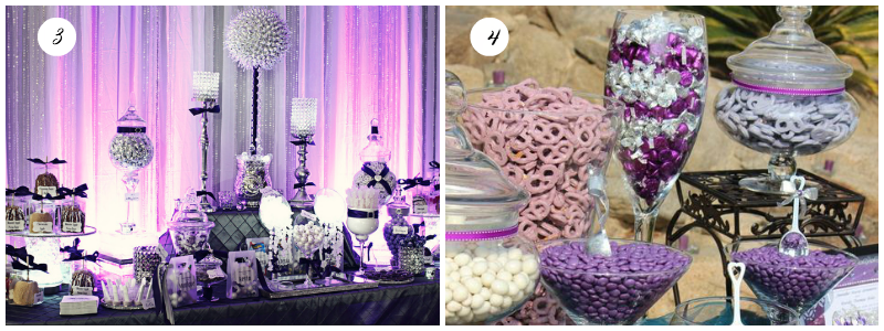 Ultra violet party ideas por Habitan2 | Decoración handmade personalizada para fiestas y eventos