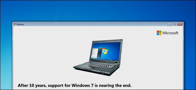 كيف ستعمل تحديثات الأمان الموسعة لنظام ويندوز Windows 7