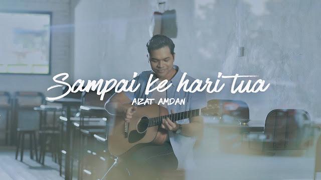Lirik Sampai Ke Hari Tua - Aizat Amdan (OST Jangan Benci Cintaku)