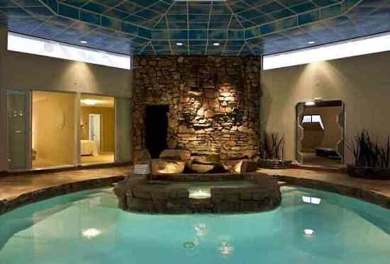 pool Underground House in Las Vegas