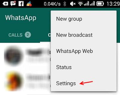 WhatsApp informasi terbaru