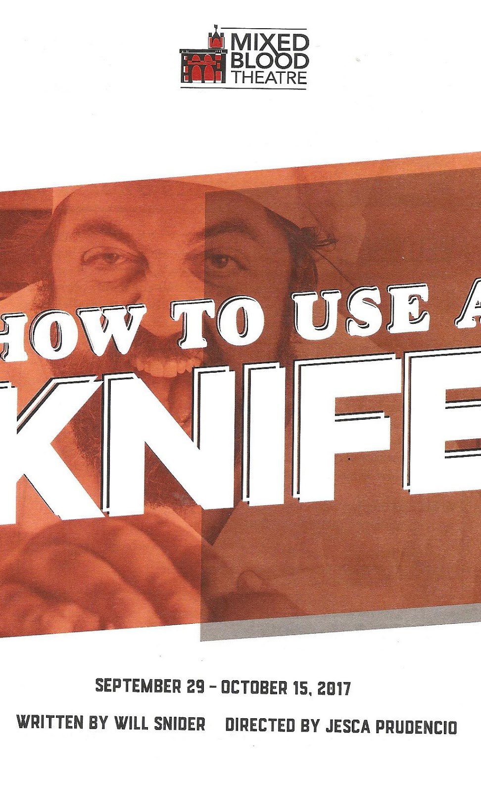 How to use a knife 89