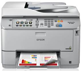 Epson Workforce Pro Wf 5690 Driver Download Epsonlink