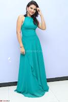 Priya Singh in a sleeveless Green Gown at Manasainodu music launch 011.08.2017 ~ Exclusive Celebrity Galleries 058.JPG