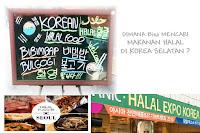 Halal Food dan Restoran Makanan Halal di Korea Selatan
