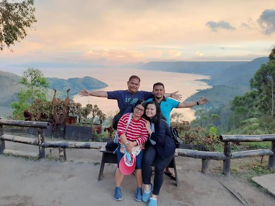Libur Panjang, Pengunjung Padati Wisata Danau Toba