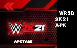 WR3D 2K21 APK