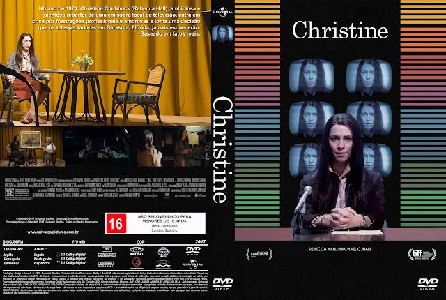 Capa DVD Christine