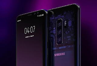 Samsung Akan Rilis Hp RAM 12GB, Jaringan 5G Di Tahun 2019