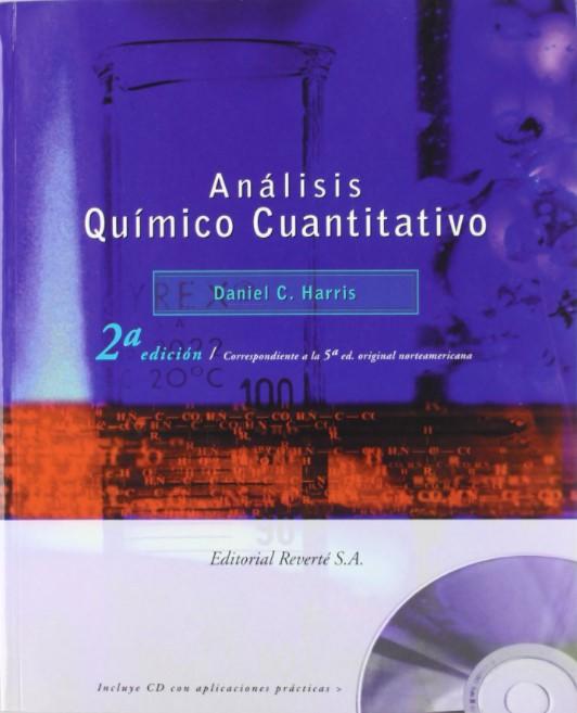Análisis Químico Cuantitativo Daniel Harris 2 edición en pdf