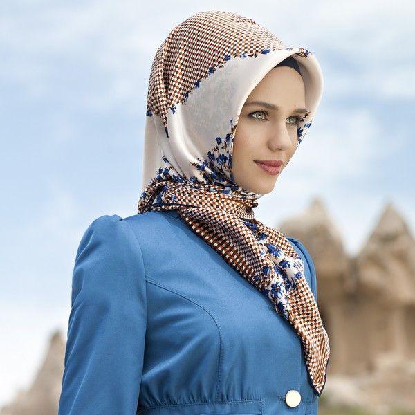 Hijab Fashion Trends Style Turkish  Fashion Hijabers-9231