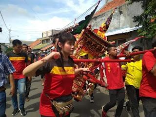 Perayaan Cap Go Meh di Indramayu 2020 (Foto : Tasoeka)